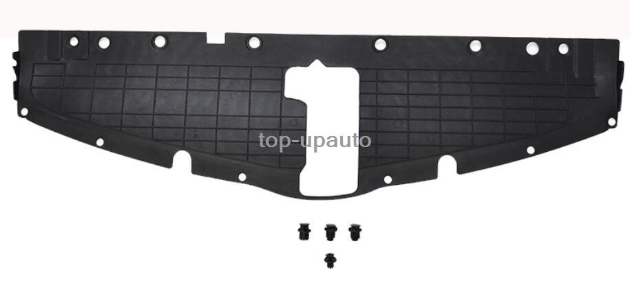 For Chevrolet Equinox  2017-2018 exterior modification hood engine board