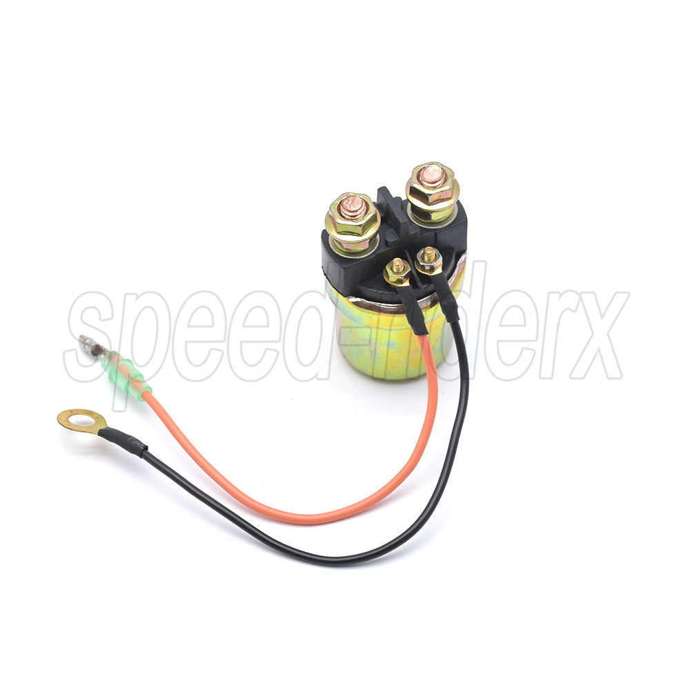 Starter Relay Solenoid For Ducati 748 916 996 St2 St4 Monster 400 Case Wiring 600 750 900 S Supersport 750ss 900ss