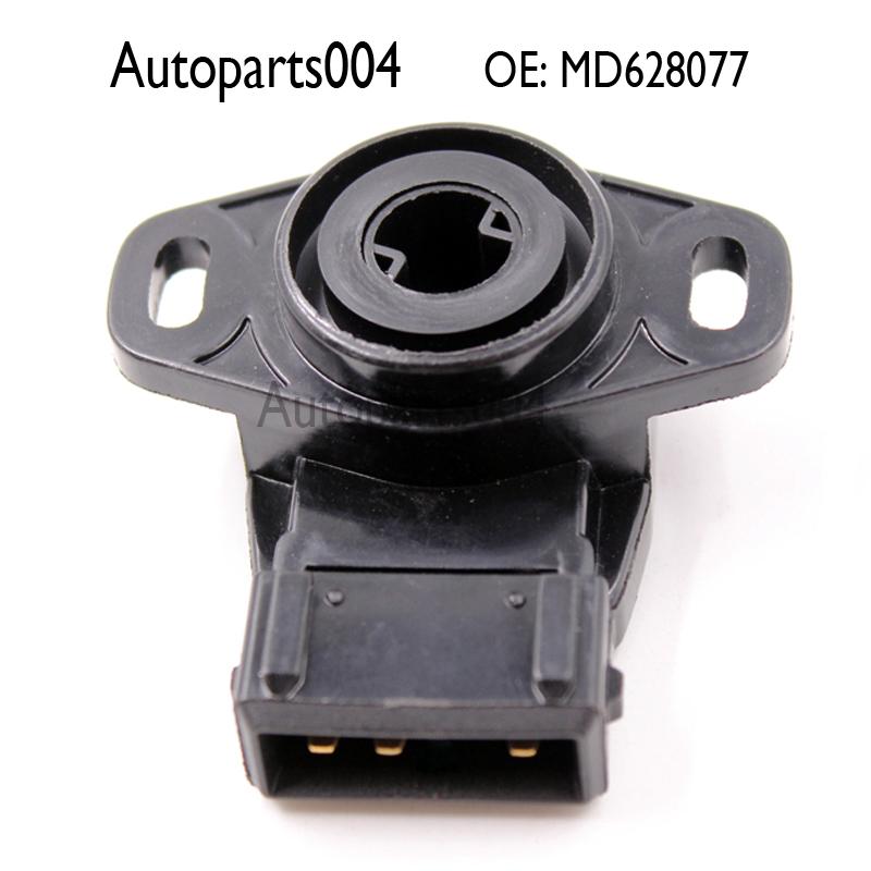 Fits:Chrysler Dodge /& Mitsubishi MD628-077 Throttle Position Sernsor TPS