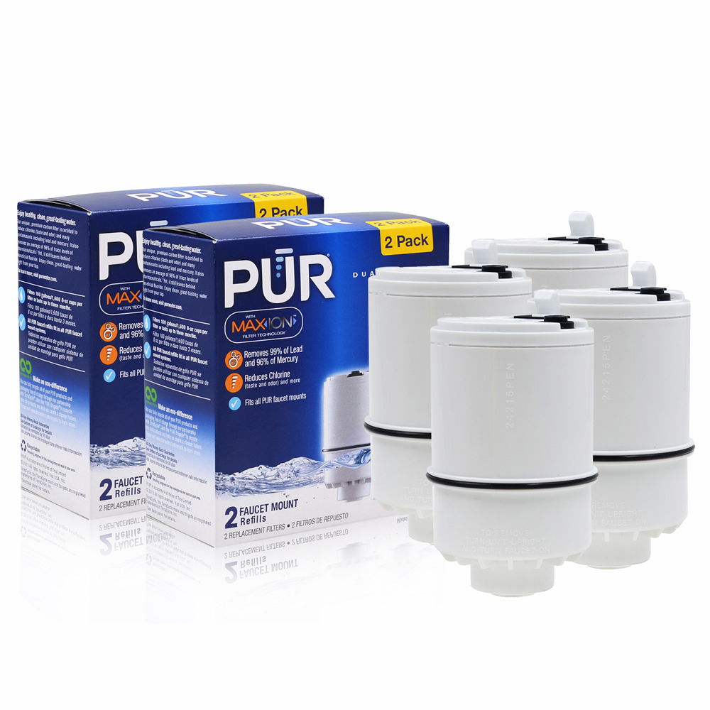 Pur RF-3375 RF-9999 PUR Faucet Mount Replacement Water Filter ...
