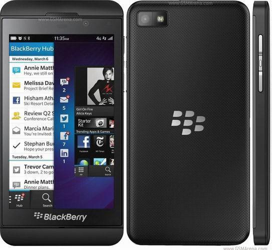 Details about BlackBerry Z10 16GB 8MP GPS WIFI 4G LTE Unlocked AT&T  Dual-core 4 2