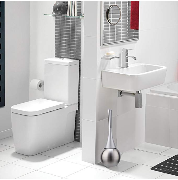 wc b rste toilettenb rste klob rste b rstenkopf edelstahl toilettenpapierhalter ebay. Black Bedroom Furniture Sets. Home Design Ideas