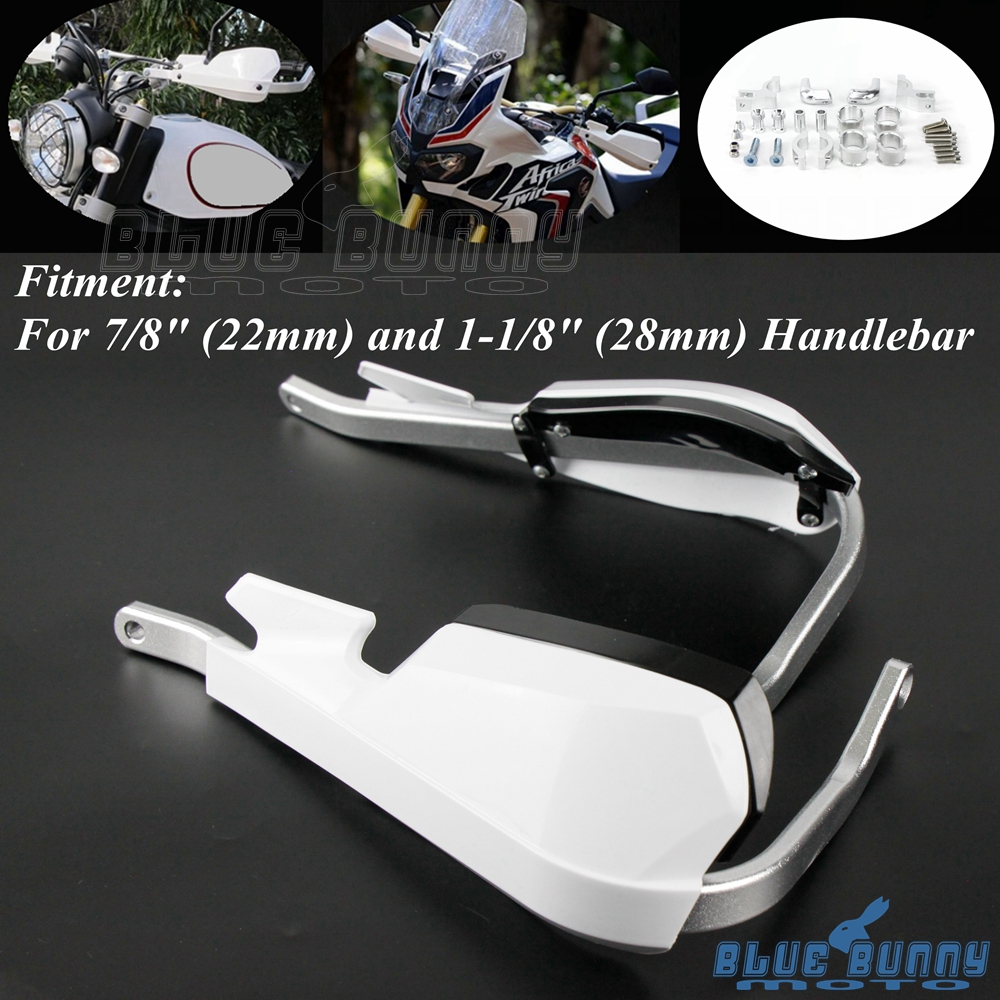 "1 1//8/"" 28 mm 22 mm Hand Guards Cover Pour Yamaha YZ YZF WR TTR MX Enduro Dirt Bike"