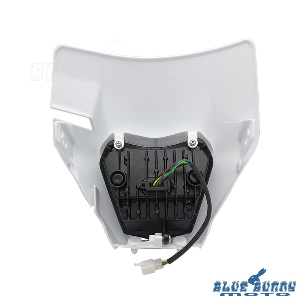 Motorcycle Headlight Dirt Bike Head Lamp For XR WR CR RMZ DRZ KLX 250 | eBay