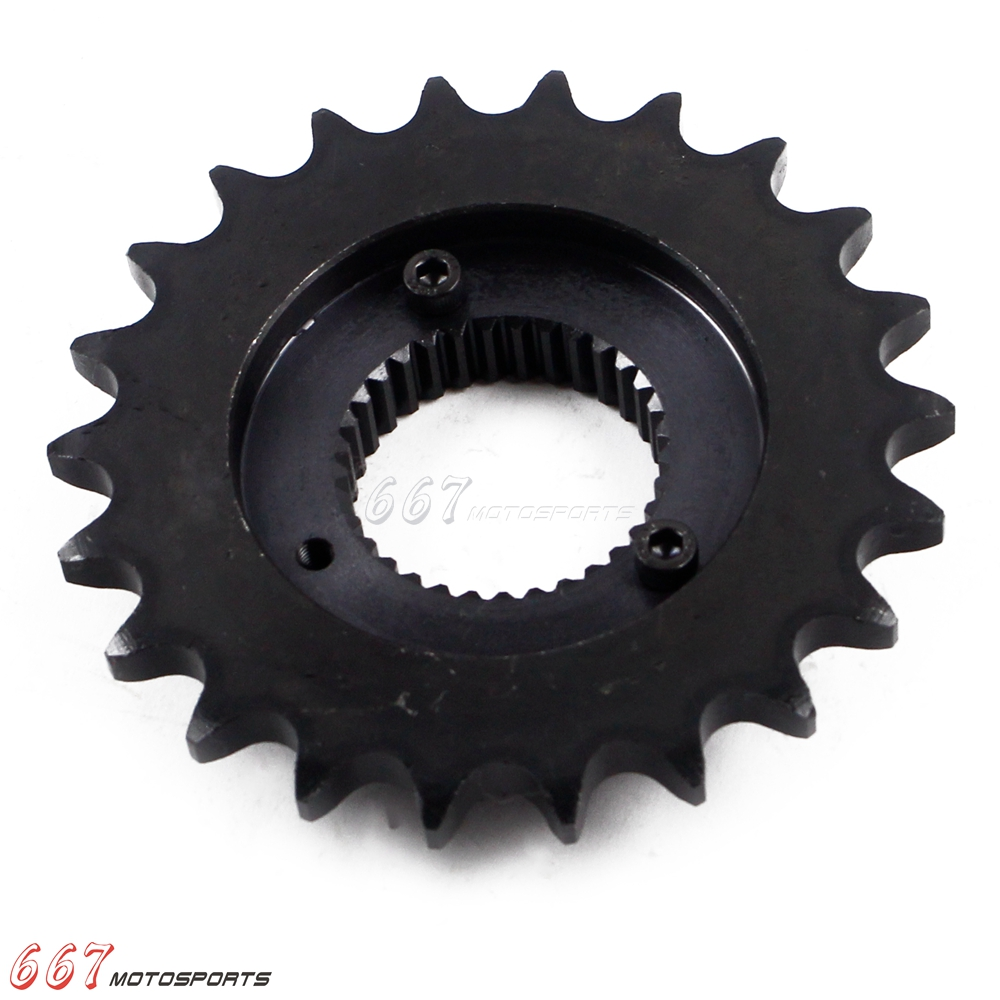 Transmission Sprocket Conversion Kit Belt To Chain For