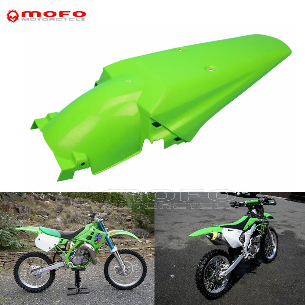 Universal for Dirt Bike Motocross Supermoto Bike Rear Fender Mudguard Dust Cover