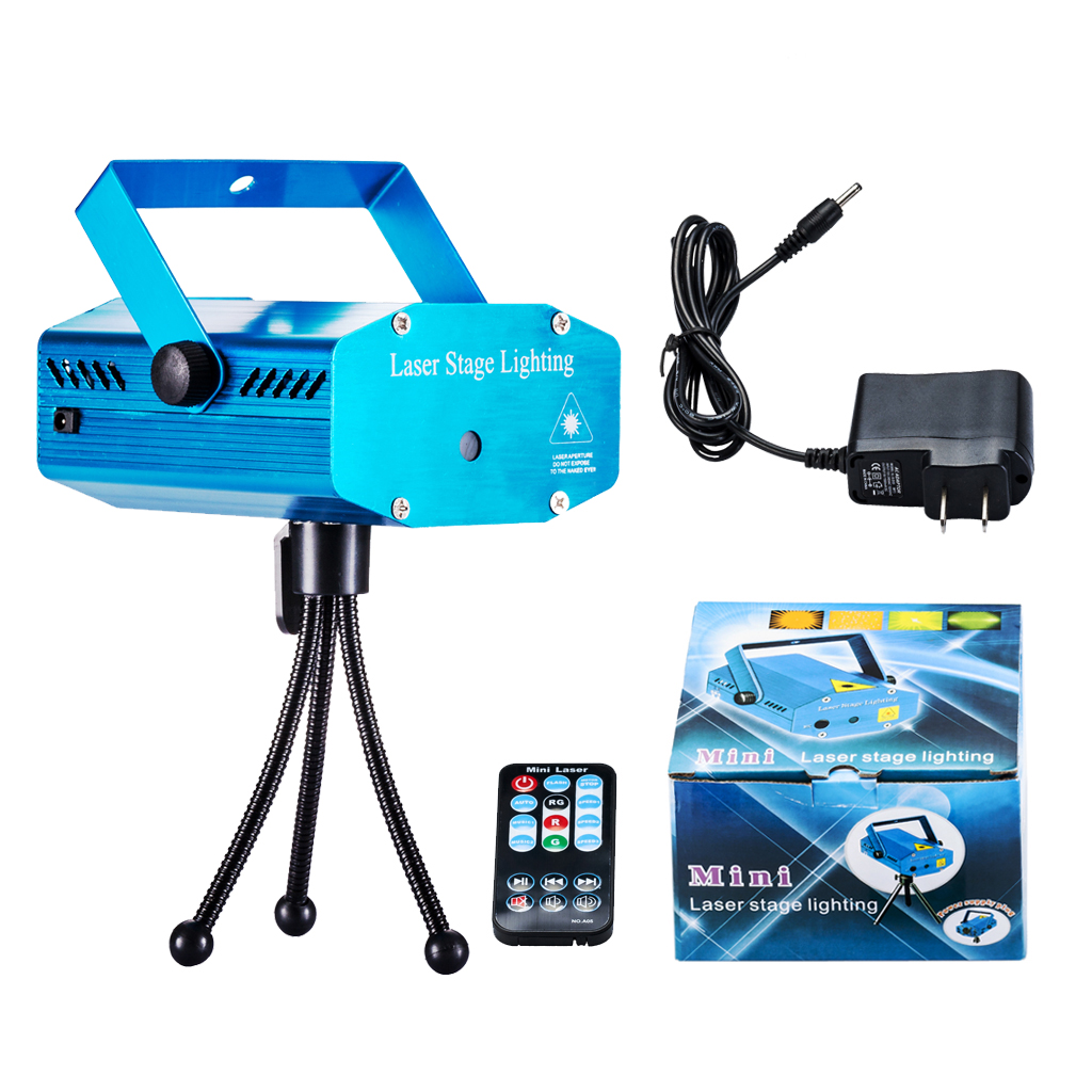 Hot sell Mini Projector Ru0026G DJ Disco Light Stage Xmas Party Laser Lighting Show+remote controlBL  sc 1 st  eBay & HOT Mini Projector Ru0026G DJ Disco Stage Show Party Laser Light Lamp+ ... azcodes.com