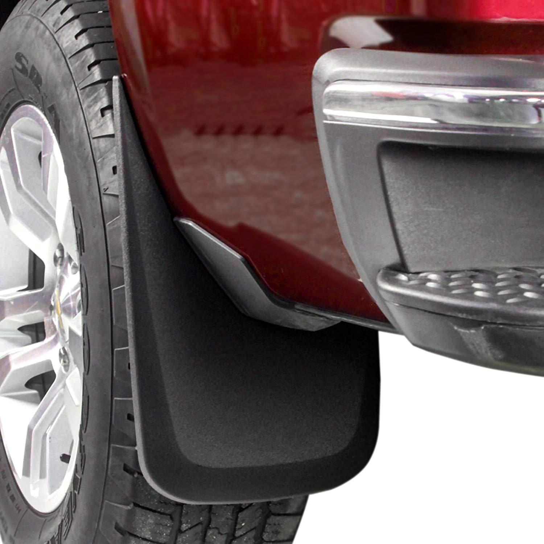 4-PC Splash Guards Mud Flaps for Chevrolet Silverado 1500 14-17 2500 3500 15-17