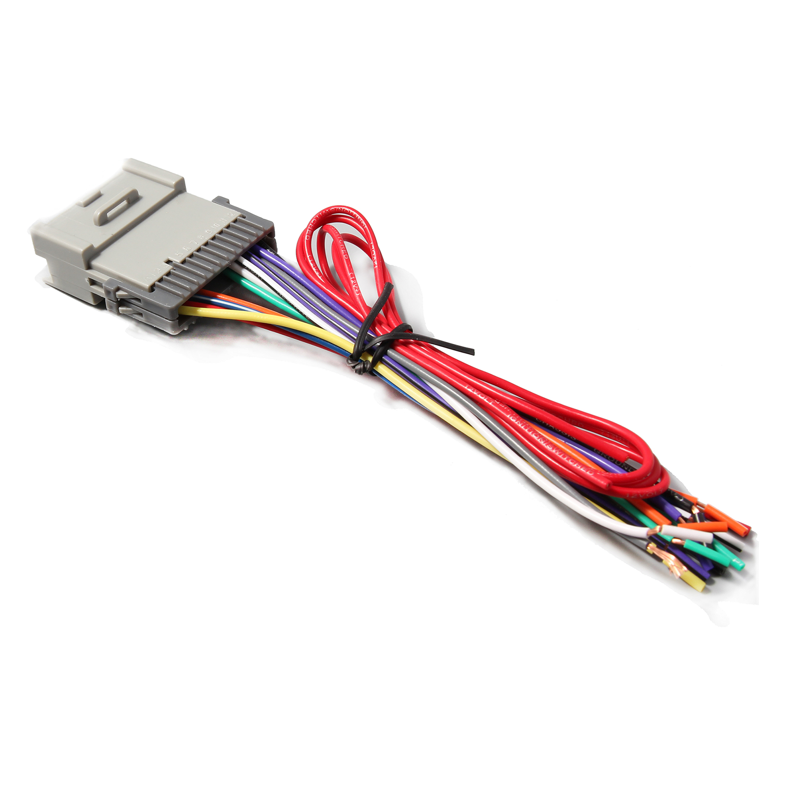 car radio stereo wire harness adapter cable for buick. Black Bedroom Furniture Sets. Home Design Ideas