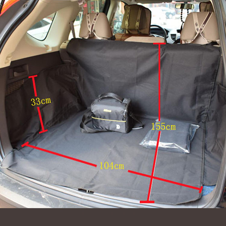 FORD FIESTA ZETEC ALL MODELS HEAVY DUTY WATERPROOF CAR BOOT LINER
