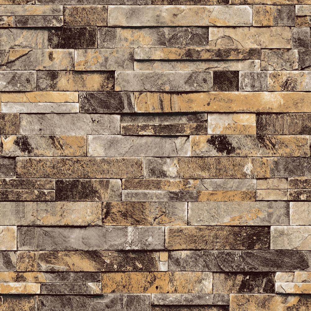 10m Modern Minimalist 3D-dimensional Brick Wallpaper ...