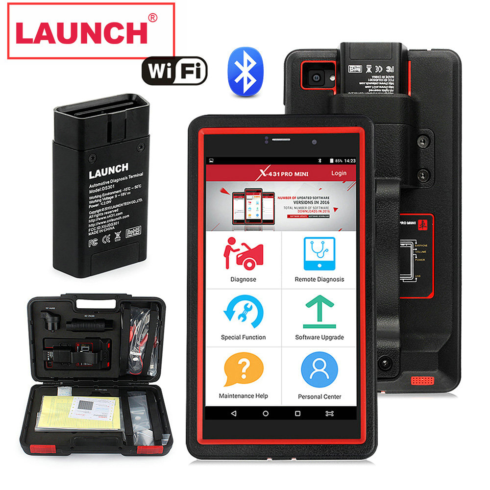 original launch x431 v pro mini auto diagnostic scanner. Black Bedroom Furniture Sets. Home Design Ideas