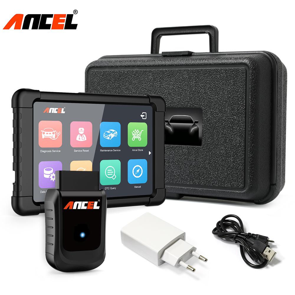 Check Tpms System >> Ancel X5 Wifi Auto ODB2 Car ABS EPB SRS TPMS Oil Diagnostic Scan Tool W/ Tablet | eBay