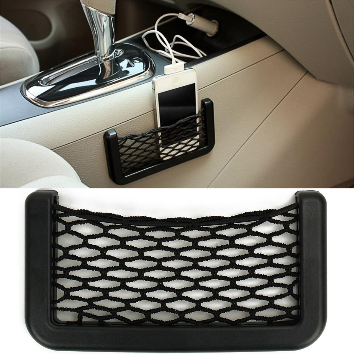 Fit for BMW Benz Car interior Accessories Practical Car Organizer Bag Storage 1X