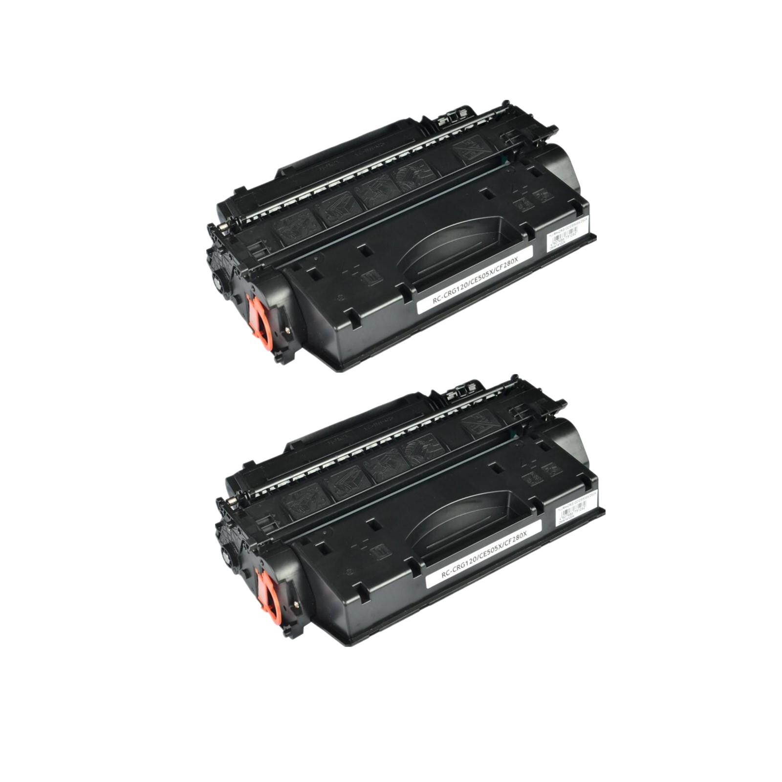 6PK CRG120 Toner Cartridge For Canon i-SENSYS MF6680 MF6780DW ImageClass D1120