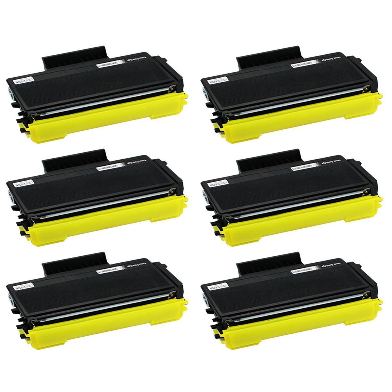 4x Toner Cartridge for  TN650 MFC-8480 MFC-8680 MFC-8690 MFC-8880 printer