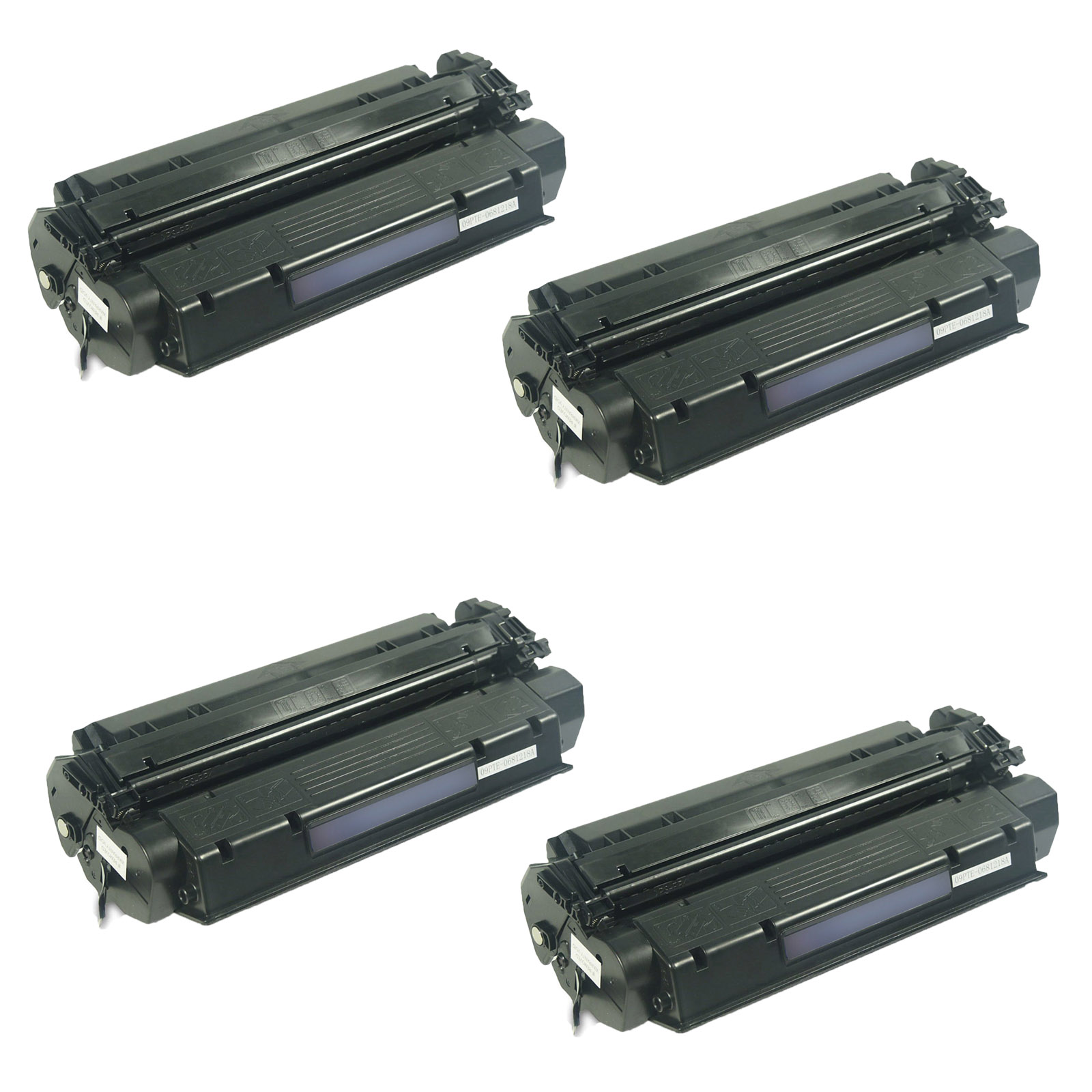 4PK Compatible C7115X HY Black Toner Cartridge for HP LaserJet 1200 1200n 12