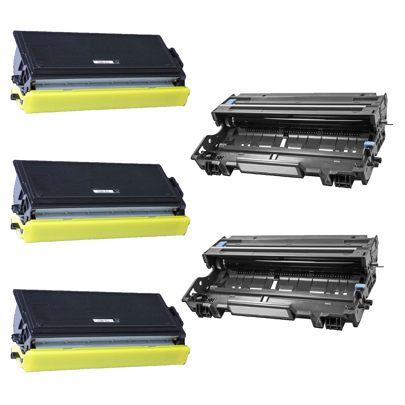 1PK TN460 Toner Cartridge For Brother FAX 8350p 8750p MFC 1260 1270 2500 8300