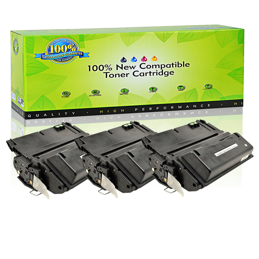 1PK High Yield Toner Cartridge Q1338A for LaserJet 4350 4345 M4345 Series