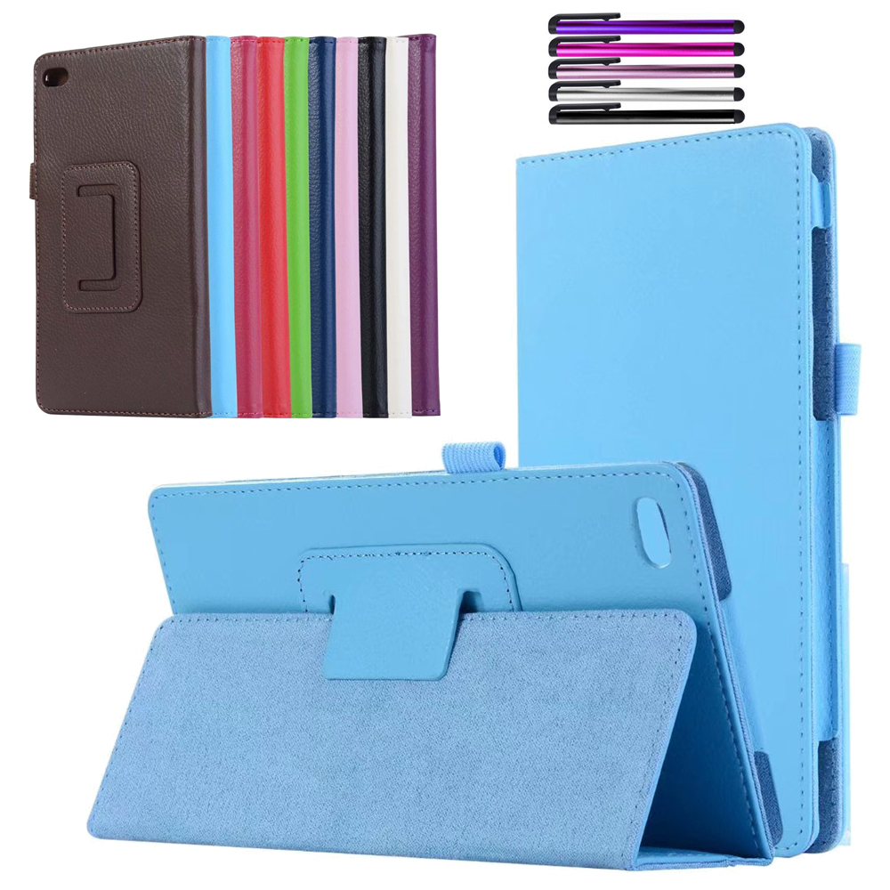 Shockproof Smart PU Leather Case Cover For Lenovo Tab 4 7 Essential TB-7304F