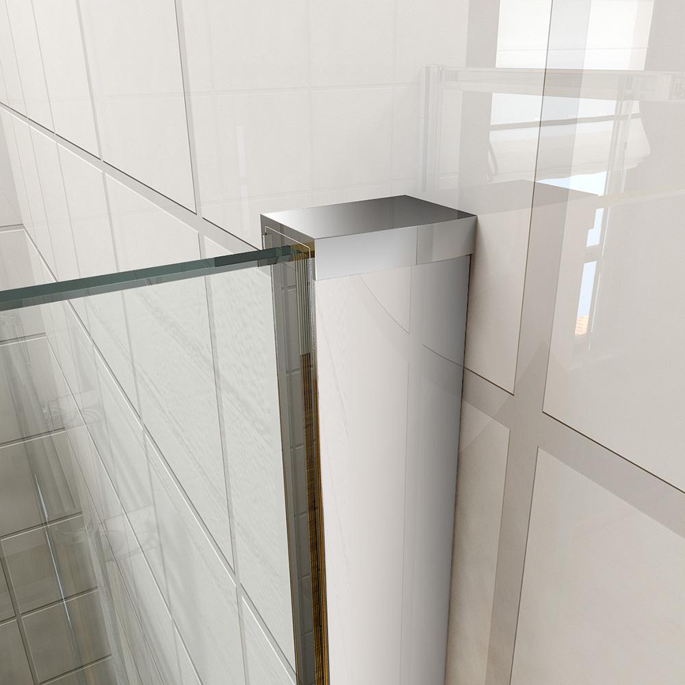 120x80cm duschkabine duschabtrennung schiebet r duschwand. Black Bedroom Furniture Sets. Home Design Ideas