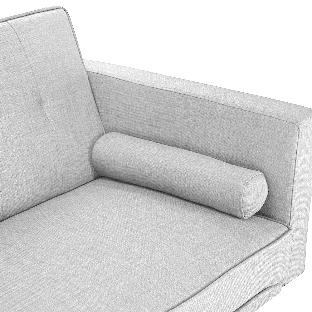 Sofa Beds Linen Fabric Multifunctional Lazy Sofa 3  Awesome Ideas