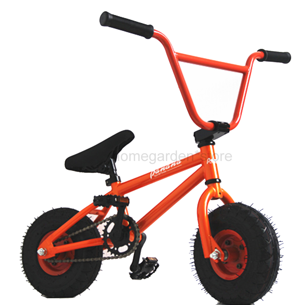 mini bmx bike style race fahrrad 10 39 39 zoll rad freestyle. Black Bedroom Furniture Sets. Home Design Ideas