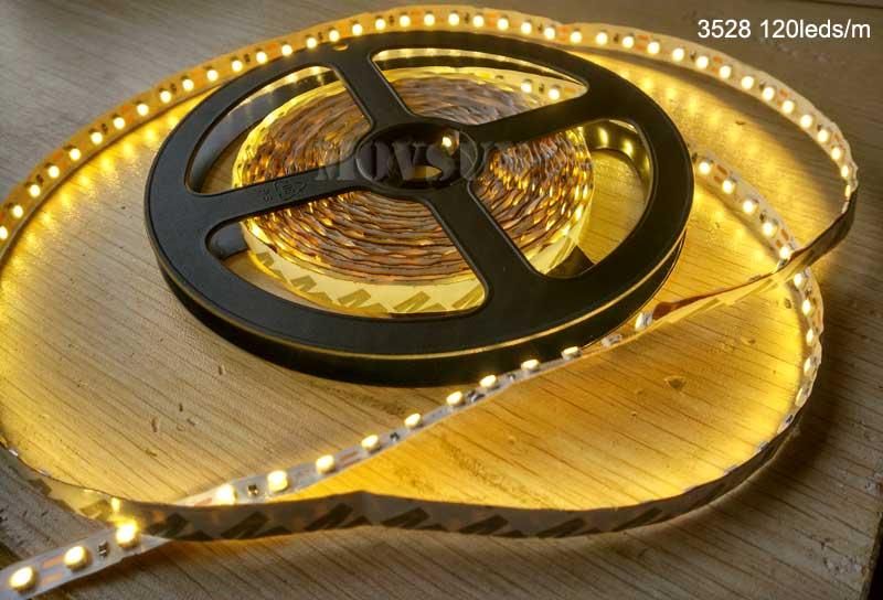 16.4ft DC12V//24V 5M 2835//5050//3014//5630 300//600//1200LEDs Flexible Strip Light