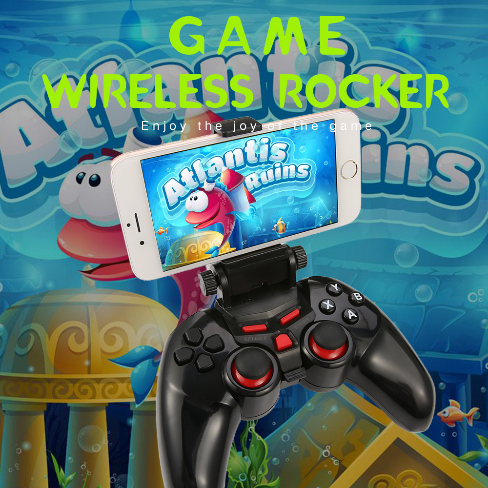 Wireless Bluetooth 30 Game Controller Gamepad For Android Ios Joystick It Gaming Smartphone Pad Tab Tablet