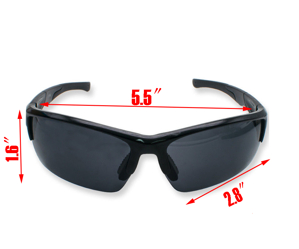 558148741df Details about Tac Sports Sunglasses Cycling Running Driving Fishing Golf  Baseball Glasses