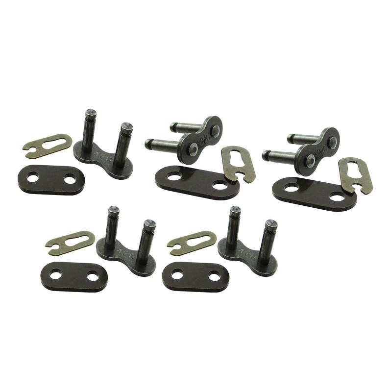 5 OF #420 Chain Master Link FOR ALL BRAND ATV,DIRT BIKE,GO KART,POCKET BIKES
