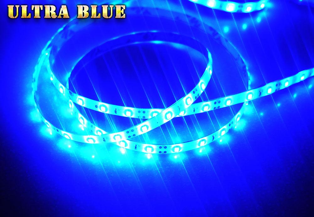Waterproof led strip lights blue dc 12v 5m 3528 smd 300 leds waterproof led strip lights blue dc 12v 5m 3528 smd 300 leds flexible light uk aloadofball Image collections