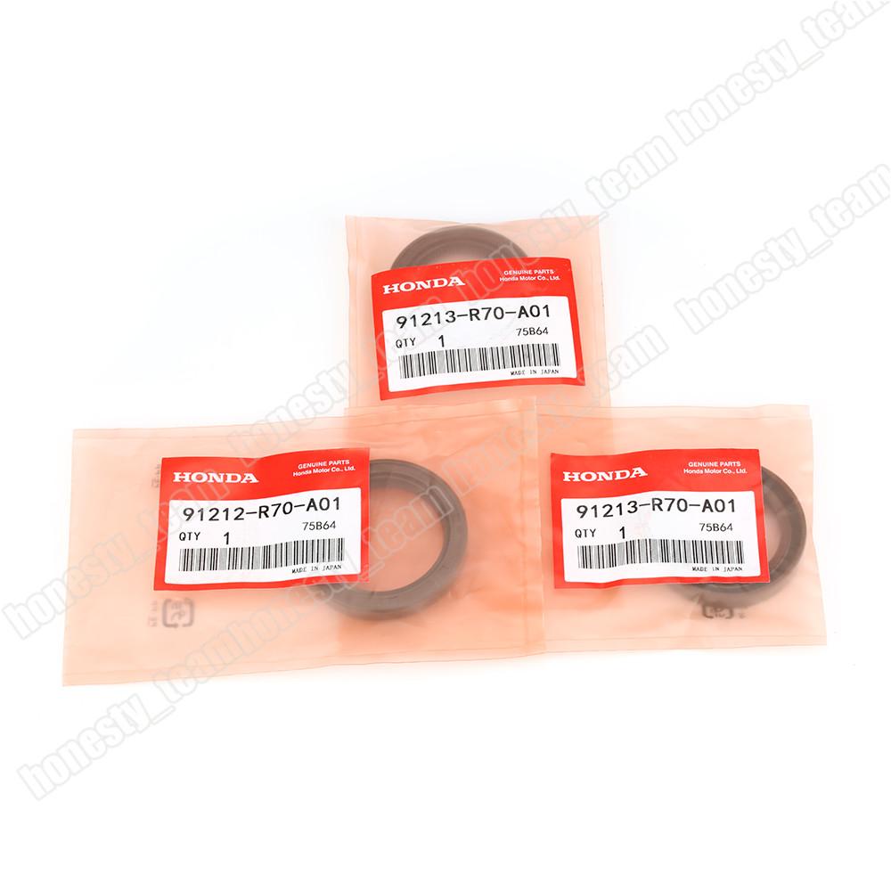 9x OEM Timing Belt& Water Pump Kit Fits For HONDA/ACURA