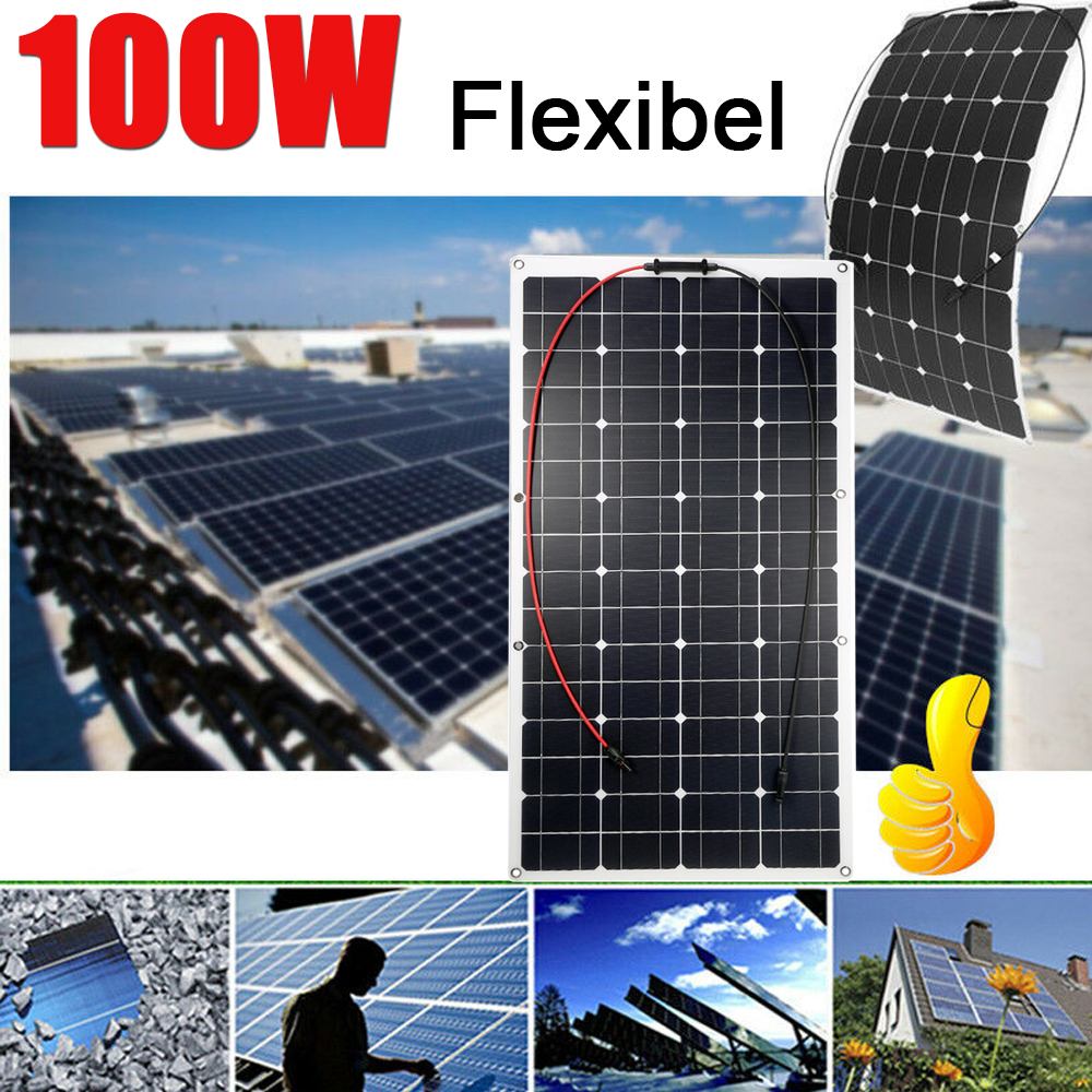 Solarzelle Flexibel