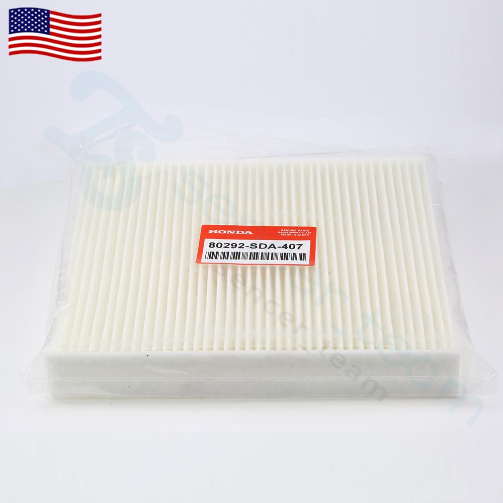 Genuine OEM Cabin Air Filter 80292-SDA-407 Fits Acura
