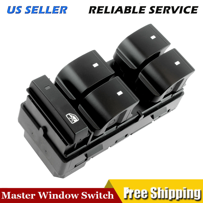 GMC Sierra Dependable Direct Door Lock Switch for Front Right Passenger Side For 2007-2014 Chevrolet Silverado