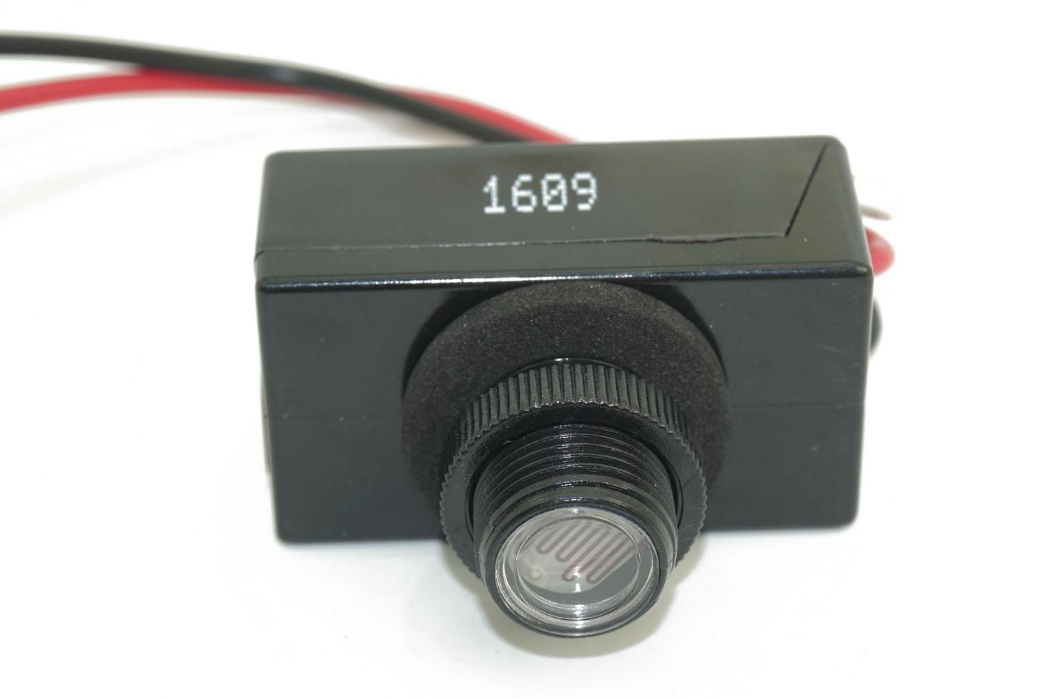 110v 120 Volt Dusk To Dawn Flush Mount Photocell Photoeye