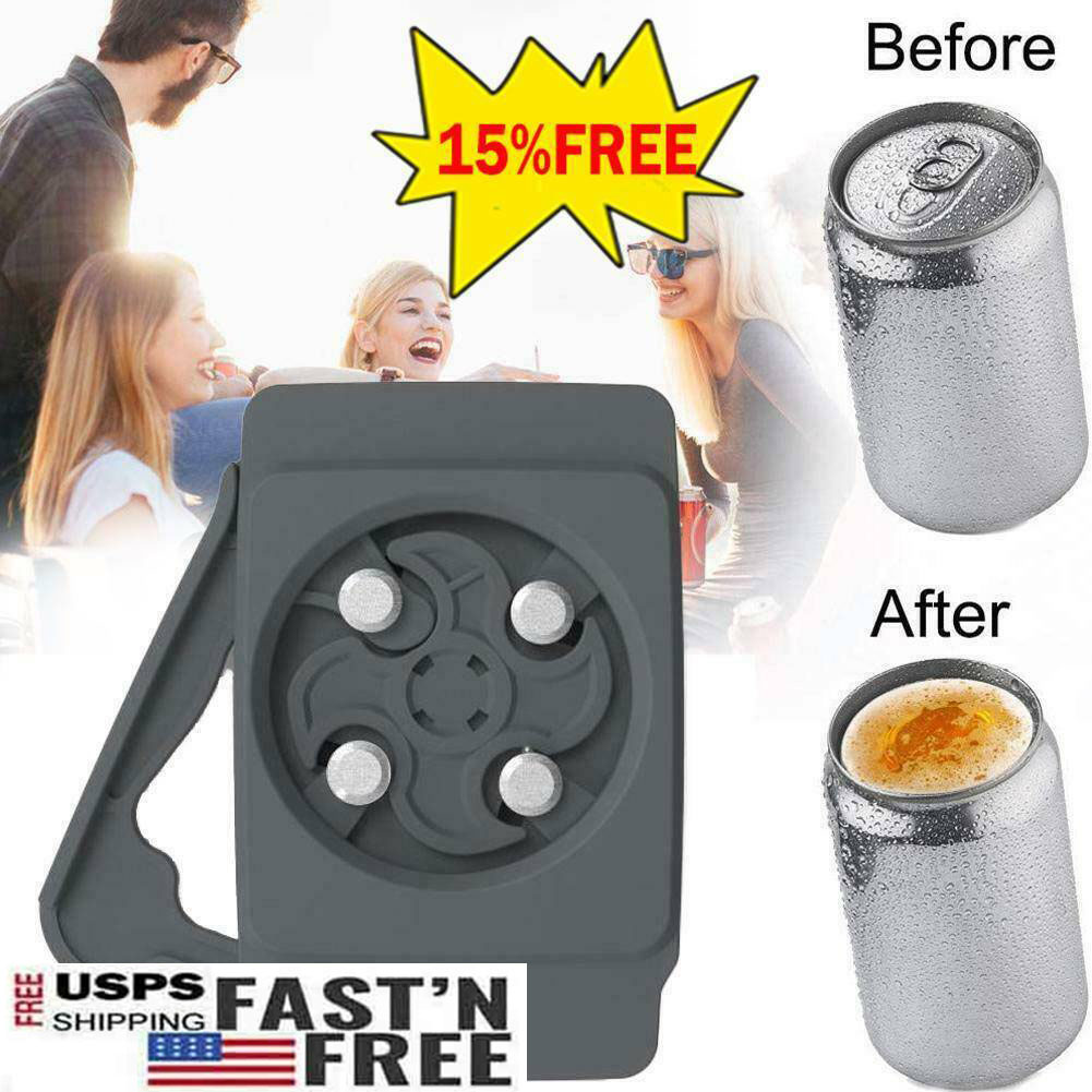 Go Swing Topless Can Opener Manual Can Opener Bottle Tool Opener Kitchen