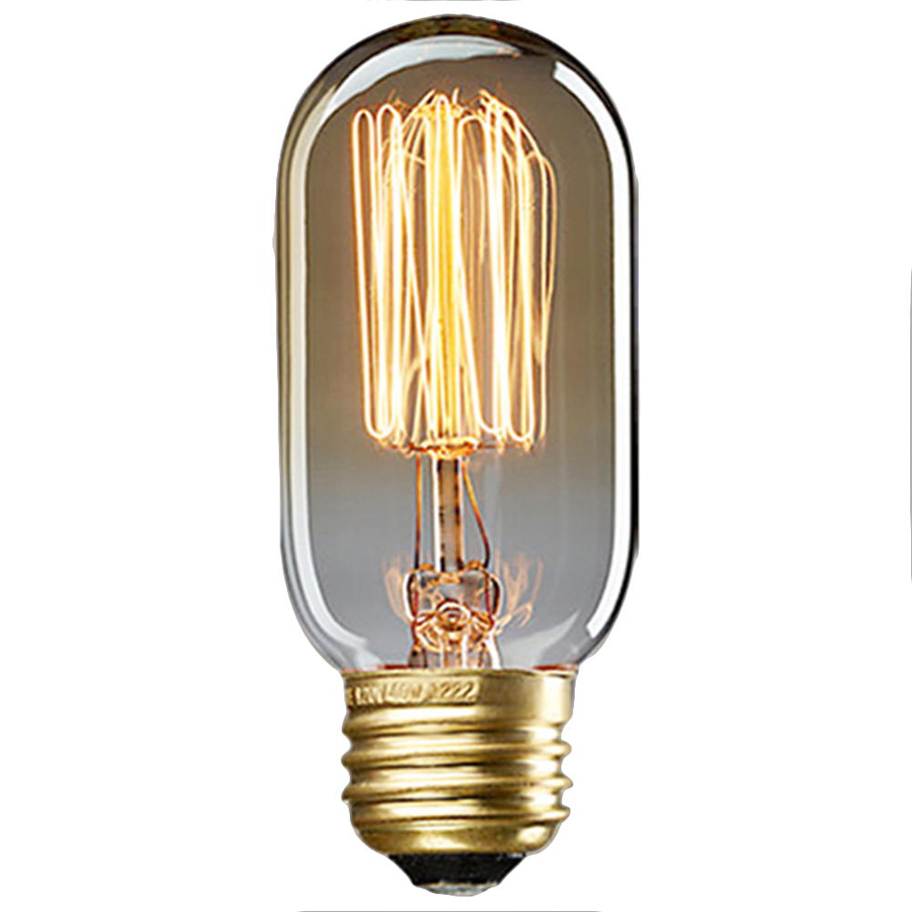 edison vintage retro gl hlampe filament classic nostalgie gl hbirne bulb e27 40w ebay. Black Bedroom Furniture Sets. Home Design Ideas