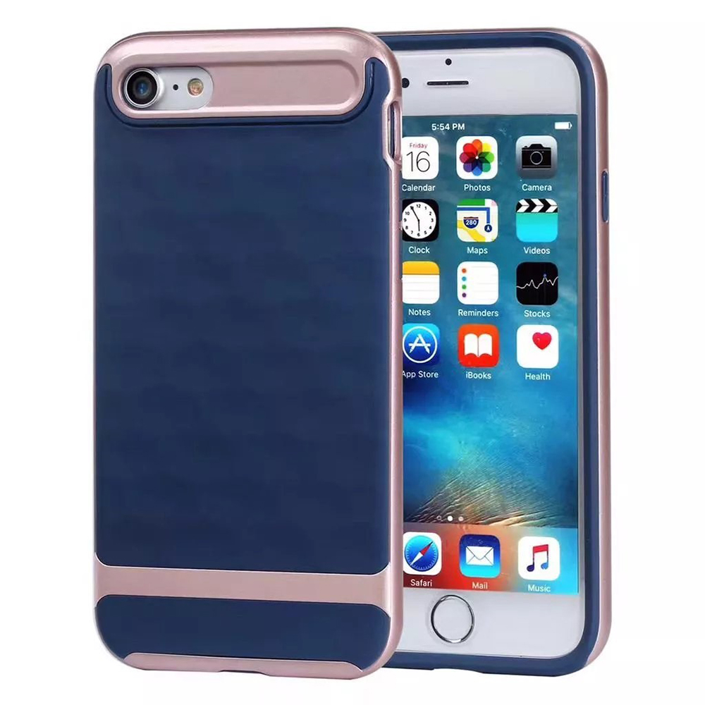 Heavy Duty Shockproof Slim Hybrid Rugged Case For iPhone 8 7 6 6s Plus 5 5s SE