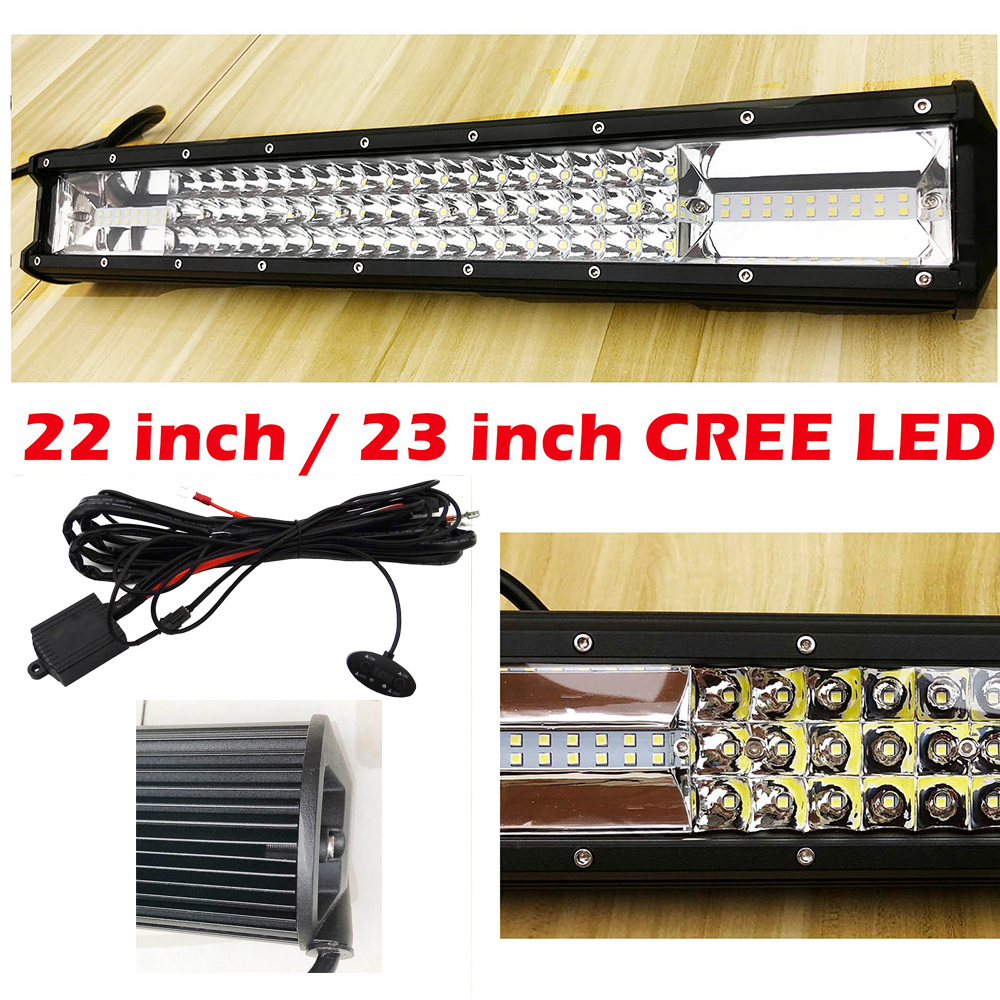 42inch 240w Led Work Light Bar Driving Boat Truck Ute Tractor With Wiring 22 32 Car Truck Fog Driving Lights Auto Parts And Vehicles Tamerindsa Com Ar