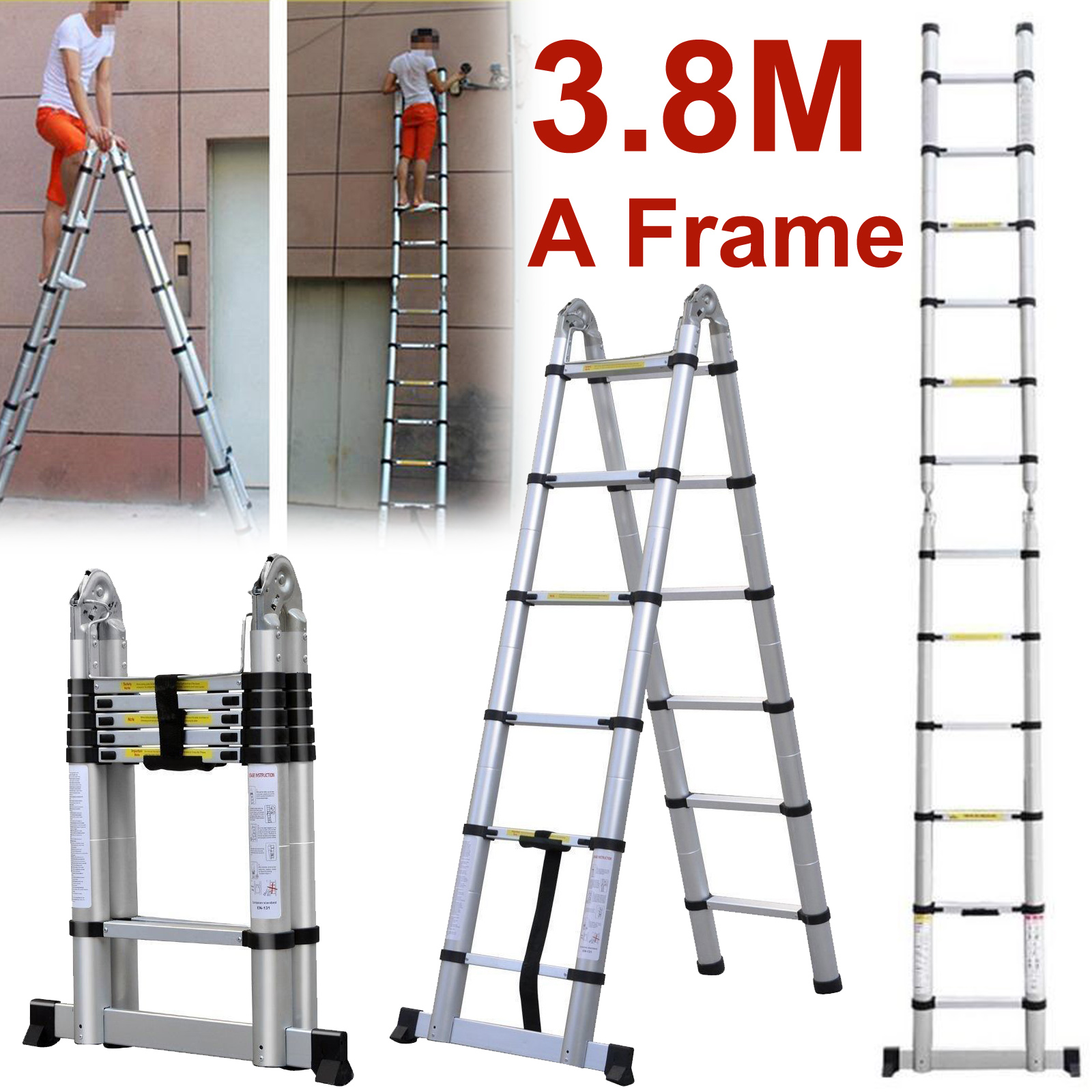 Telesteps Telescoping Ladder - Best Ladder 2018