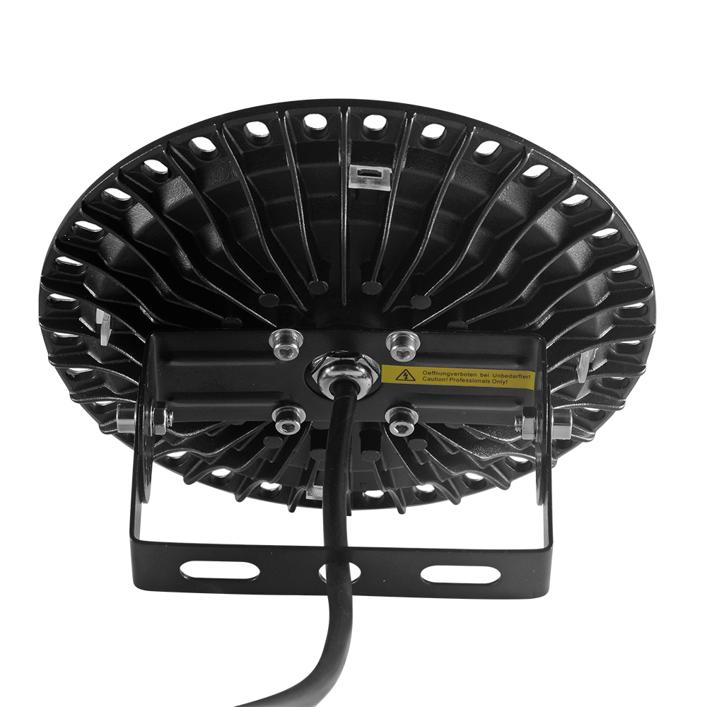 50w Ufo Led High Low Bay Light Gym Factory Warehouse