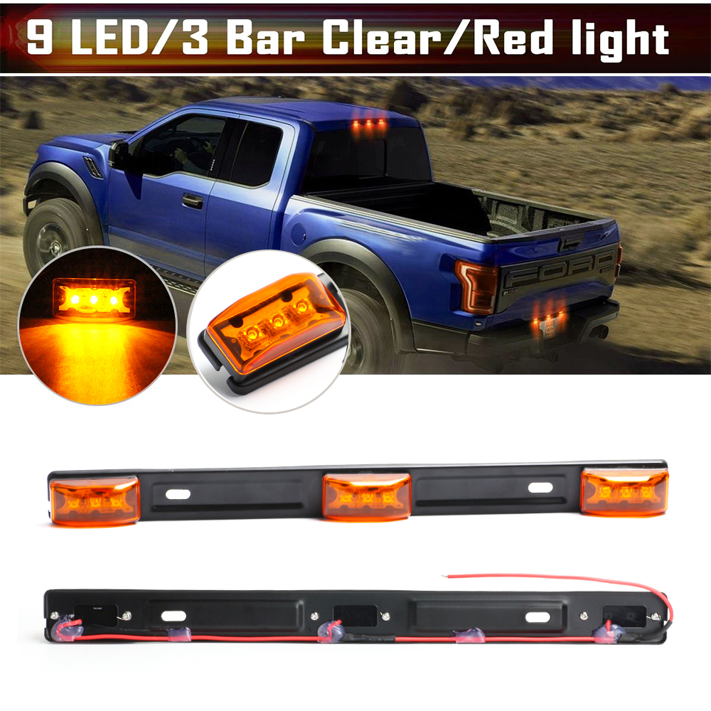Amber 12v led tow truck light bars led identification bar lights amber 12v led tow truck light bars led identification bar lights marker lights aloadofball Gallery