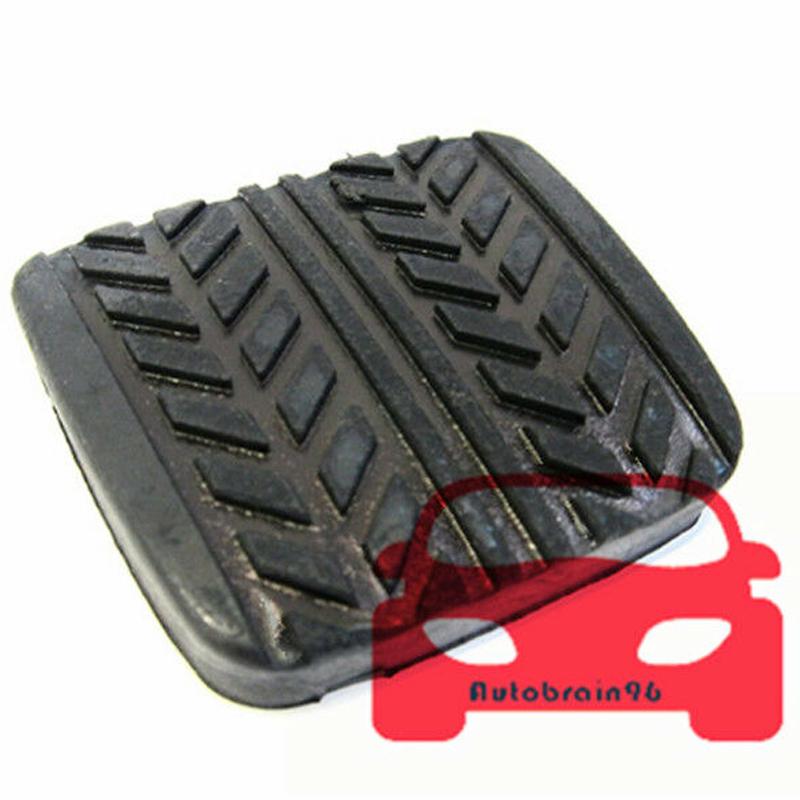 New 2PCS Brake/&Clutch Pedal Pads For Mazda RX-7 323 626 929 B-Series MPV MX-3//6