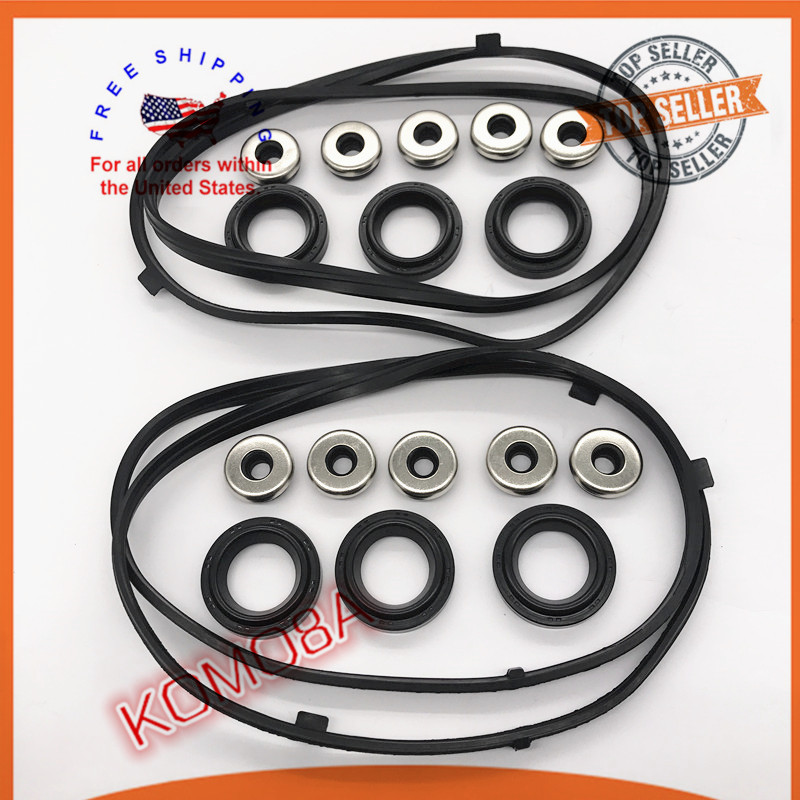12030-RCA-A01 New Valve Cover Gasket Set For Honda Acura