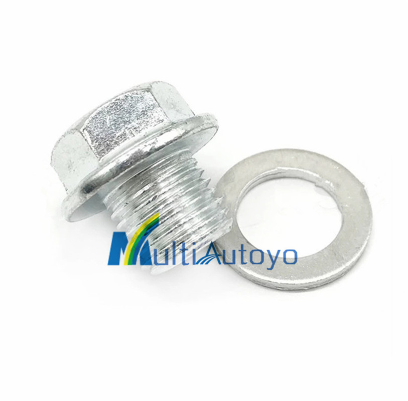 90009-R70-A00 Engine Oil Pan Drain Bolt Plug With Washer