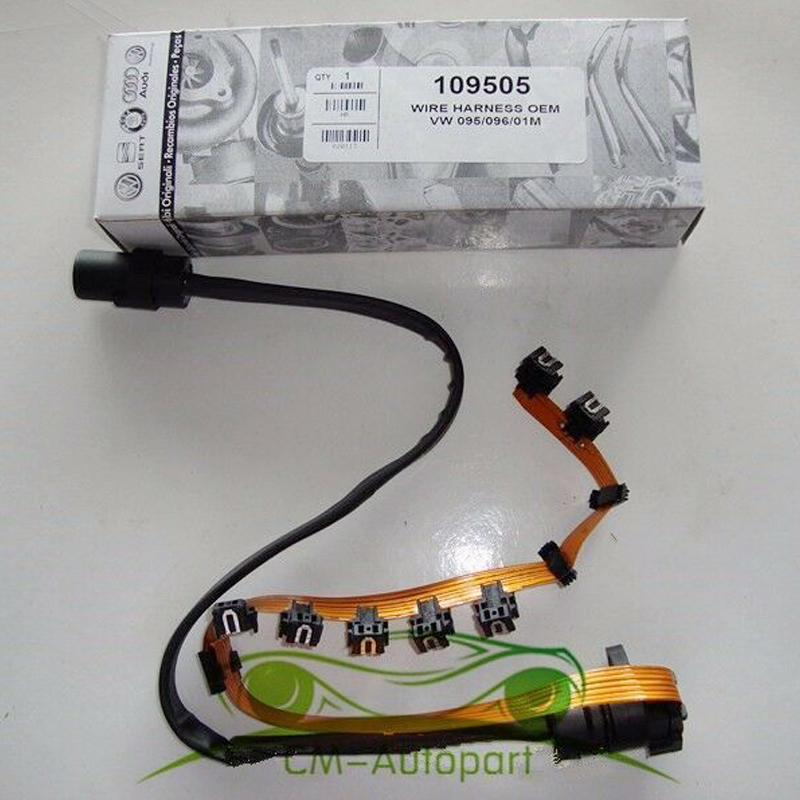 NEW TRANSMISSION HARNESS O1M Internal Harness Wire Solenoid Ribbon For VW 01M