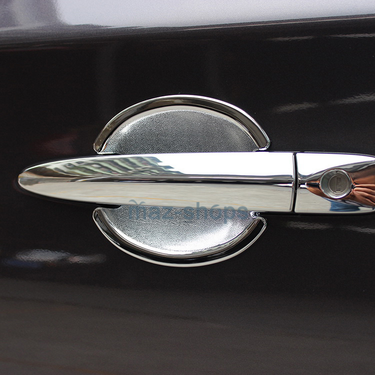 Chrome Door Handle Cup Bowl Cover XG2508B fit for NISSAN Sylphy 2012-2013