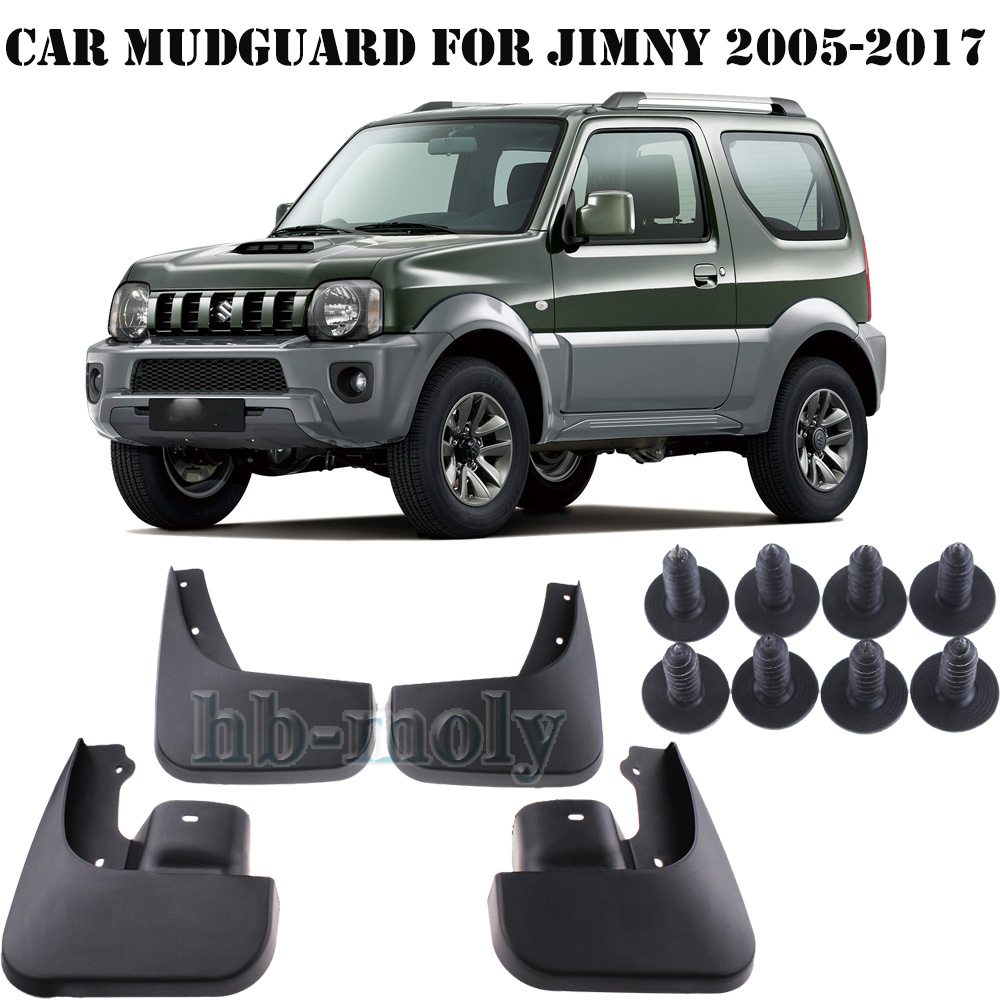 2015 4X Front Rear Mud Flap Mudflap Fender Splash Guards for Hyundai Tucson